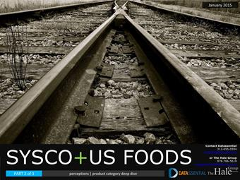 Sysco & US Foods Merger