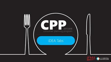 CPP 2017/2018 - iDEA Tabs