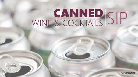 SIP: Canned Wine & Cocktails