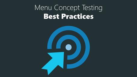 Menu Concept Testing Whitepaper