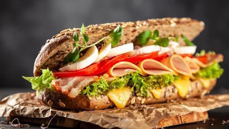 2020 Sandwich