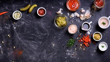 Condiments, Sauces, & Dressings